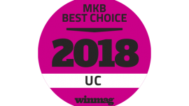 MKB Best Choice Award Eurofa Telecom